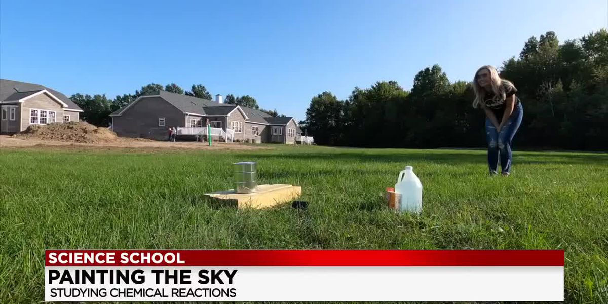 19 First Alert Science School: Painting the sky