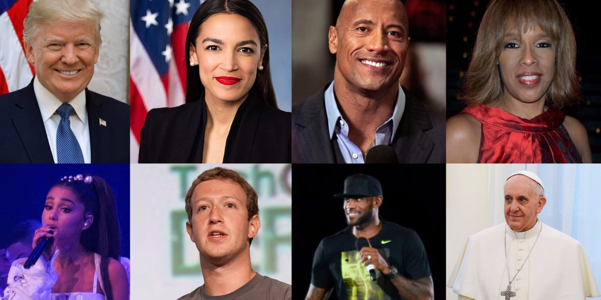Sunny Side Up: Time's 100 Most Influential People 2019