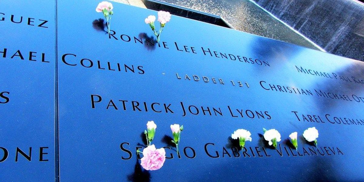 Names of Sept. 11 victims read at commemoration ceremony