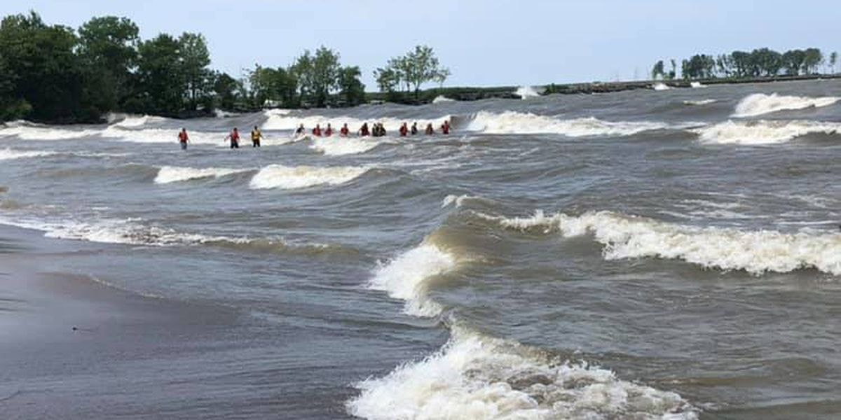 Body of 18-year-old man missing in Lake Erie off Huron beach recovered