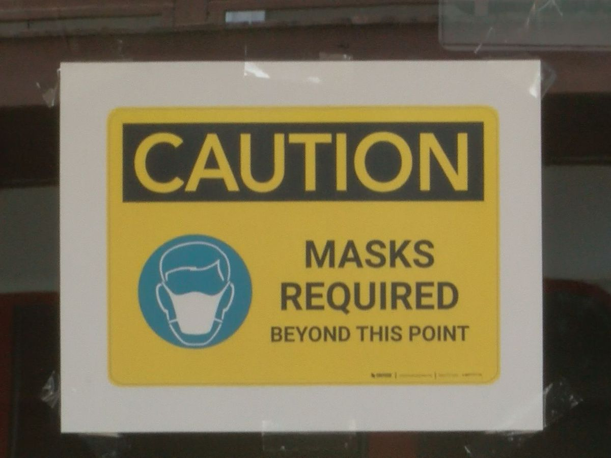 Proposed legislation would end inspections to enforce mask order in Ohio businesses