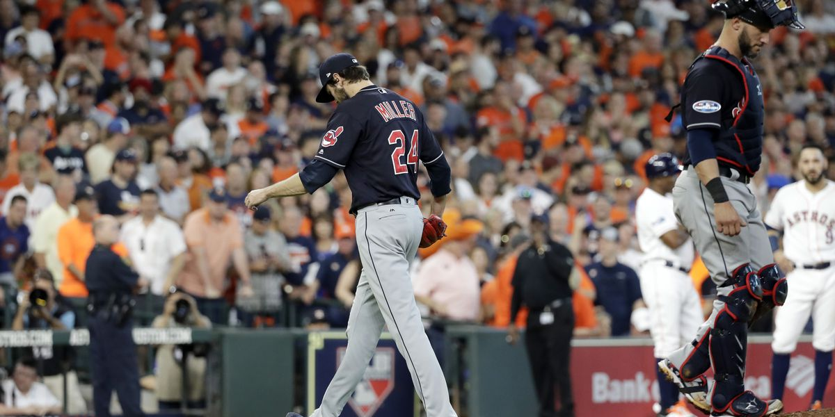 Cleveland Indians will not make qualifying offers to Andrew Miller, Michael Brantley, or Cody Allen