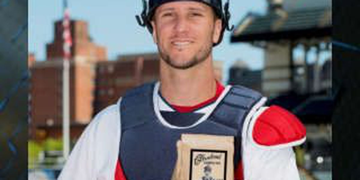 Indians catcher inspires coffee for a cause