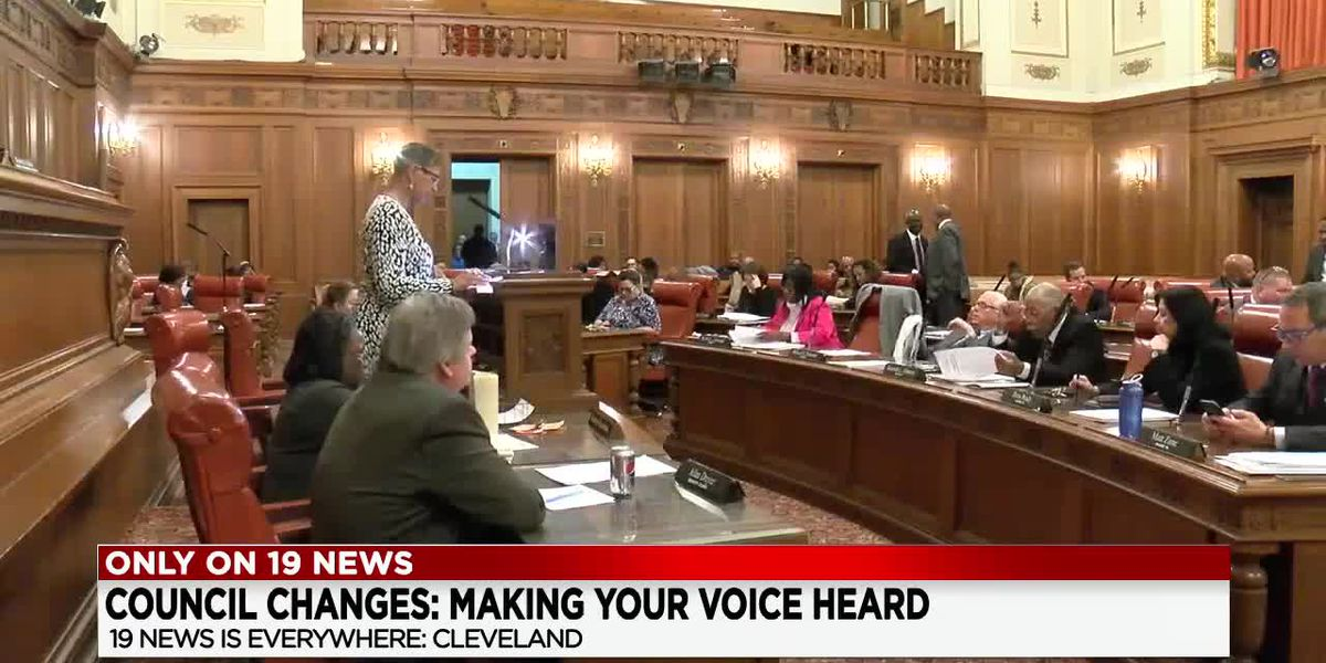 Cleveland City Council to allow public comment at meetings