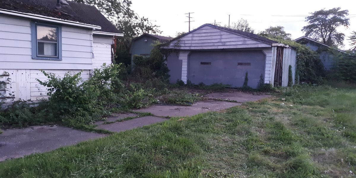Illegal dumping mess cleaned up, Cleveland police investigation begins