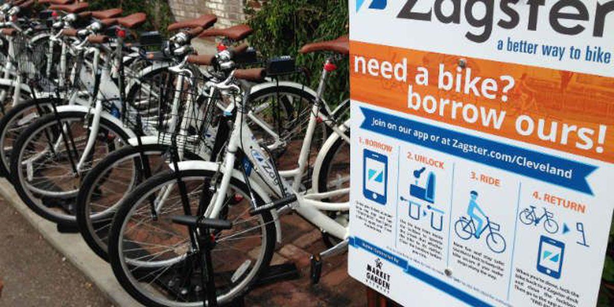 Bike sharing program expands, again