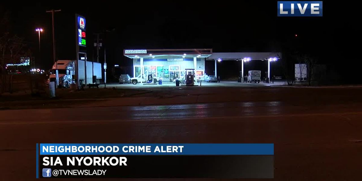 Man shot and killed at gas station on Cleveland's East Side