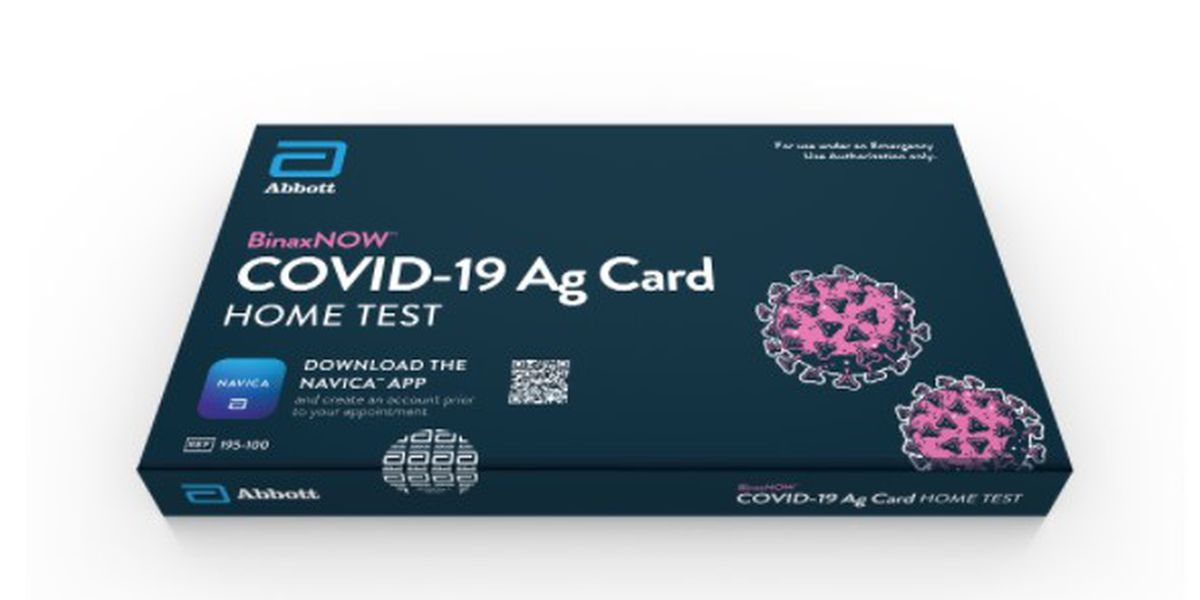 Ohio buys 2 million rapid COVID-19 at-home tests
