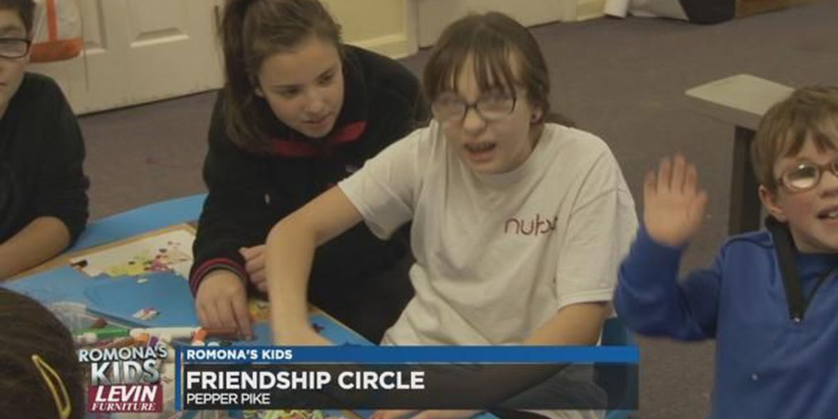 East side teens, empowered by 'Friendship Circle,' strive to support special youngsters: Romona's Kids