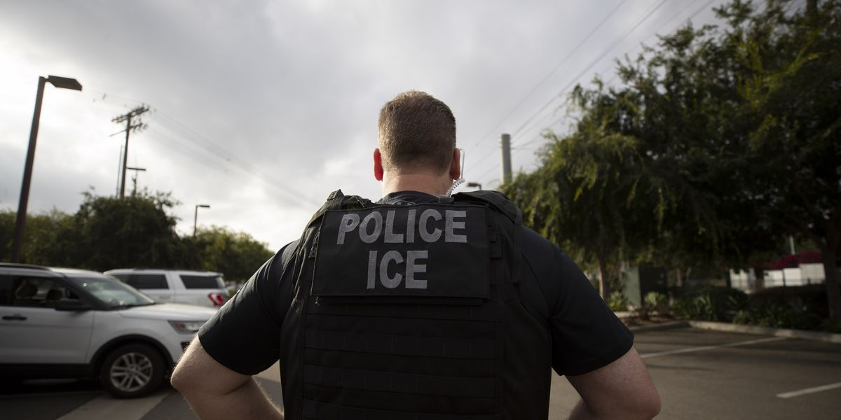 Immigration operation touted by Trump nets 35 arrests