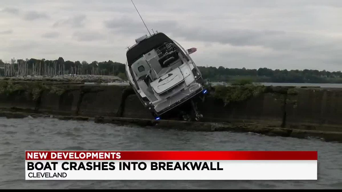 driver of lake erie boat that crashed says channel markers likely weren u2019t lit