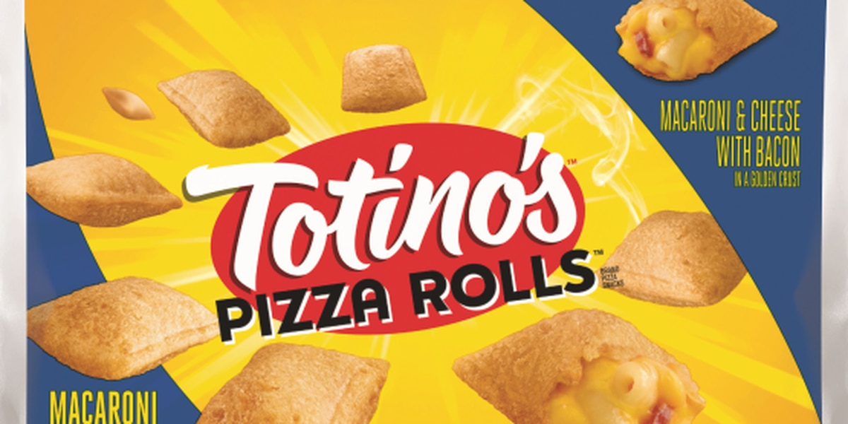 Totino's coming out with mac and cheese pizza rolls