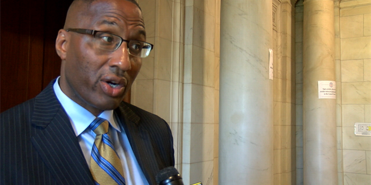 Cleveland police union to endorse Zack Reed for mayor
