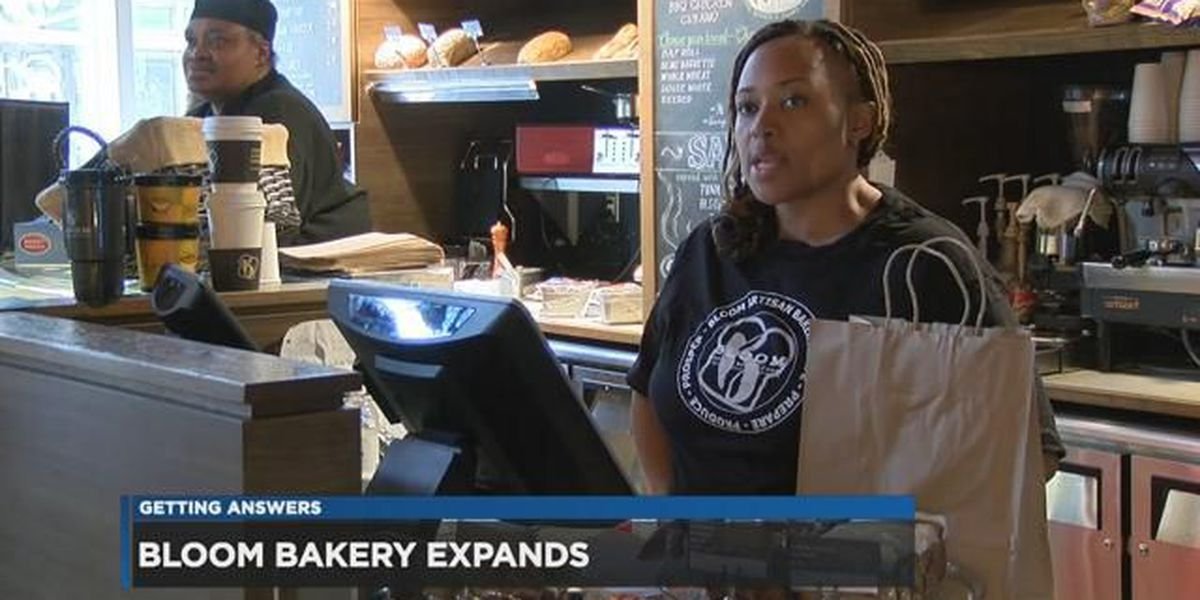 Cleveland's Bloom Bakery pleasing palates and offering second chances