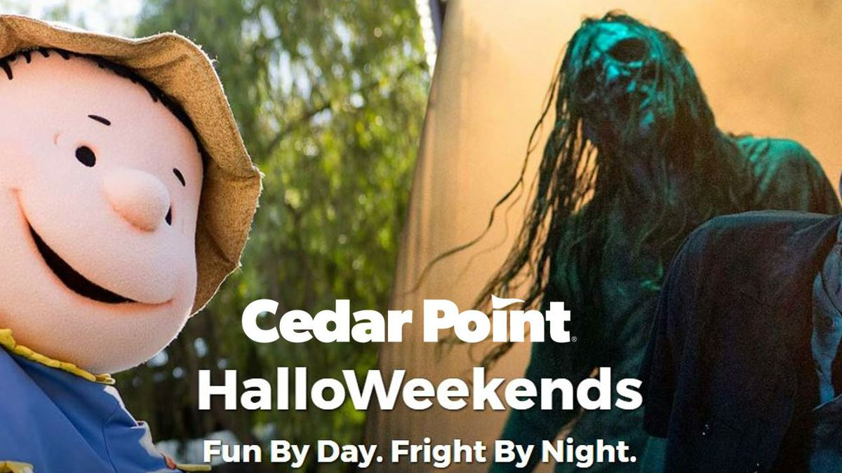 Win tickets to Cedar Point's HalloWeekends