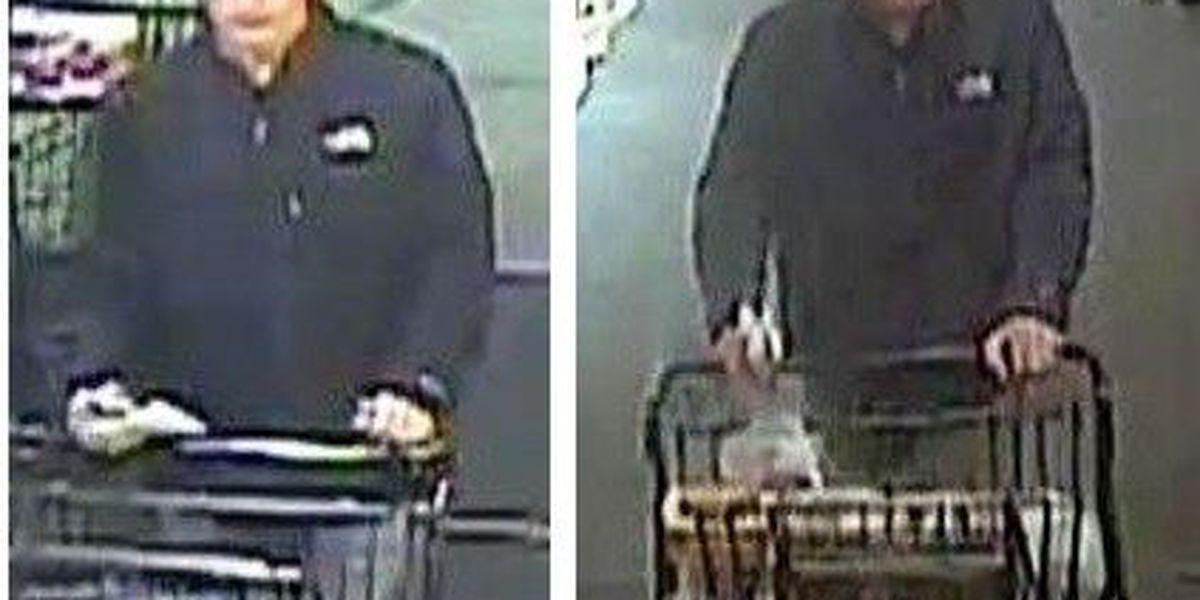 PHOTOS: Thief uses 5-finger discount to get 5-hour energy drinks
