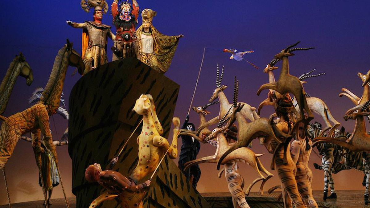 'The Lion King' returns to Cleveland's Playhouse Square for 2021 season