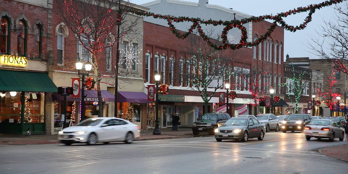 Streets of downtown Willoughby set to close on Thursday for 50th annual Holiday Lighting Celebration