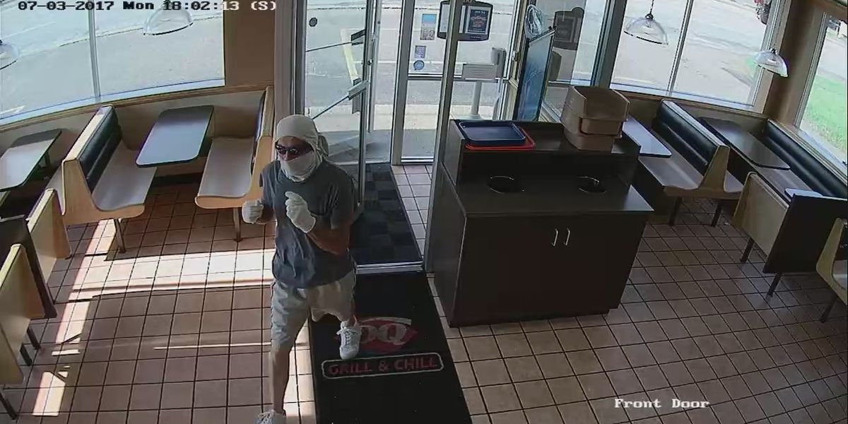 Stark County sheriff's investigating PNC bank, Dairy Queen robberies