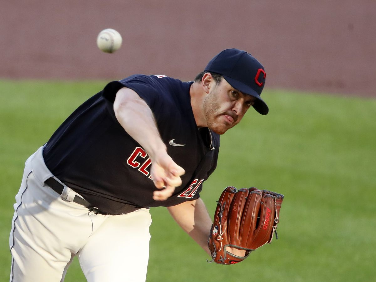 Civale, Chang shine in Tribe win over Brewers