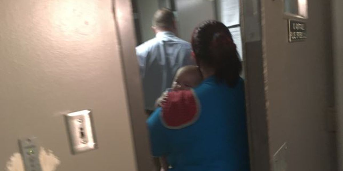 Man in custody who took his two-month-old baby and initiated a statewide Amber Alert