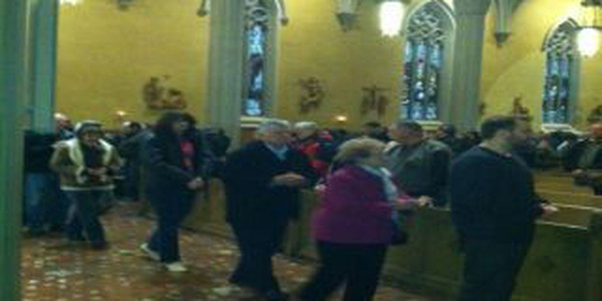 Mass said at St. John Cathedral for JFK