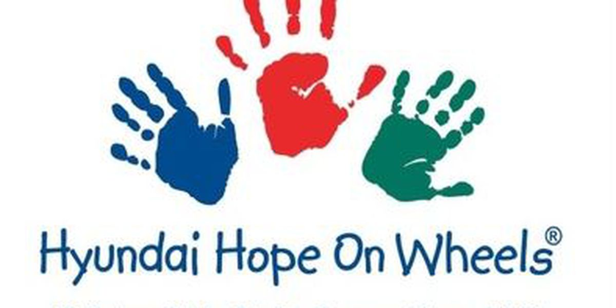 Hyundai Hope on Wheels donates $200K to Cleveland hospitals to support pediatric cancer research
