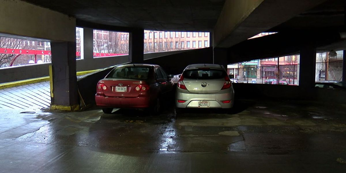 Safety of Cleveland parking garage questioned after sexual assault, property manager evaluating security
