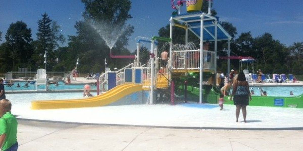 New Avon pool makes a splash with residents