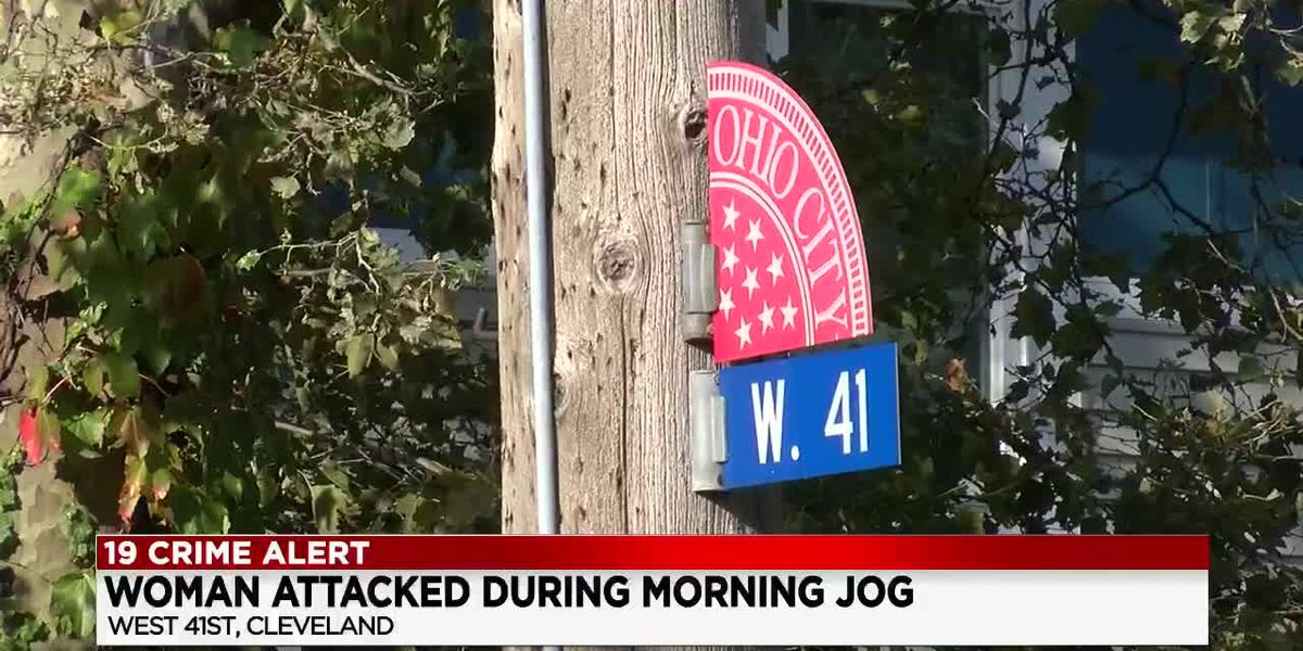 Woman punched and choked after going for a jog in Ohio City