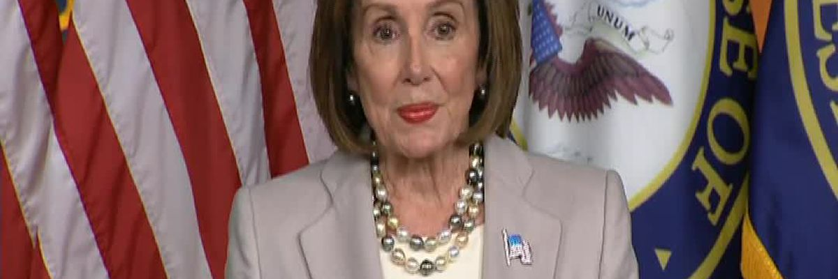 Pelosi pays tribute to Cummings, 'a leader of towering character and integrity'