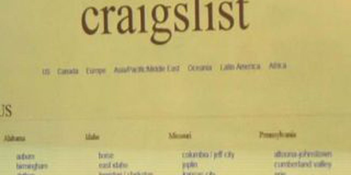 Man selling laptop via Craigslist robbed in Cleveland
