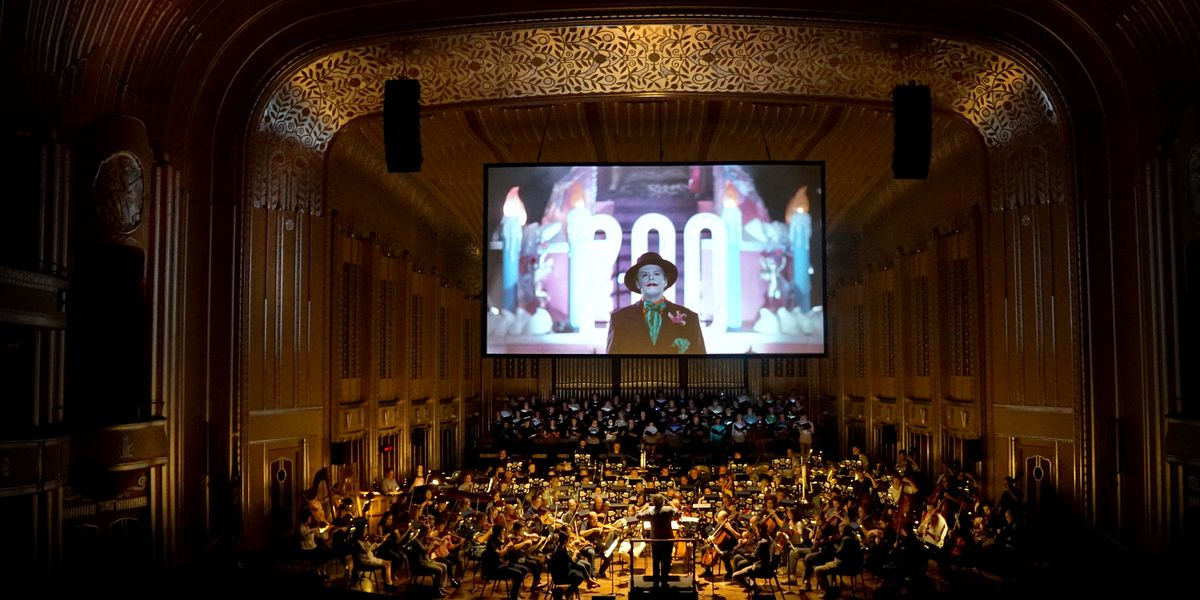 Cleveland Orchestra to perform Tim Burton's 1989 Batman at Severance Hall