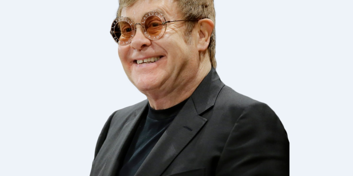 Elton John scheduled to perform in Cleveland this fall