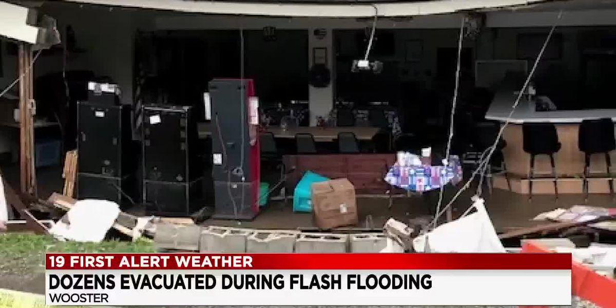 Red Cross sending crews to help victims in Wayne County flood