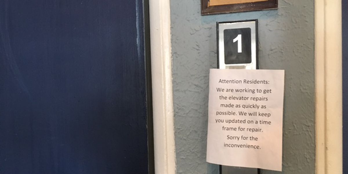 Moving dilemma: Elevators at Euclid apartment building out for weeks