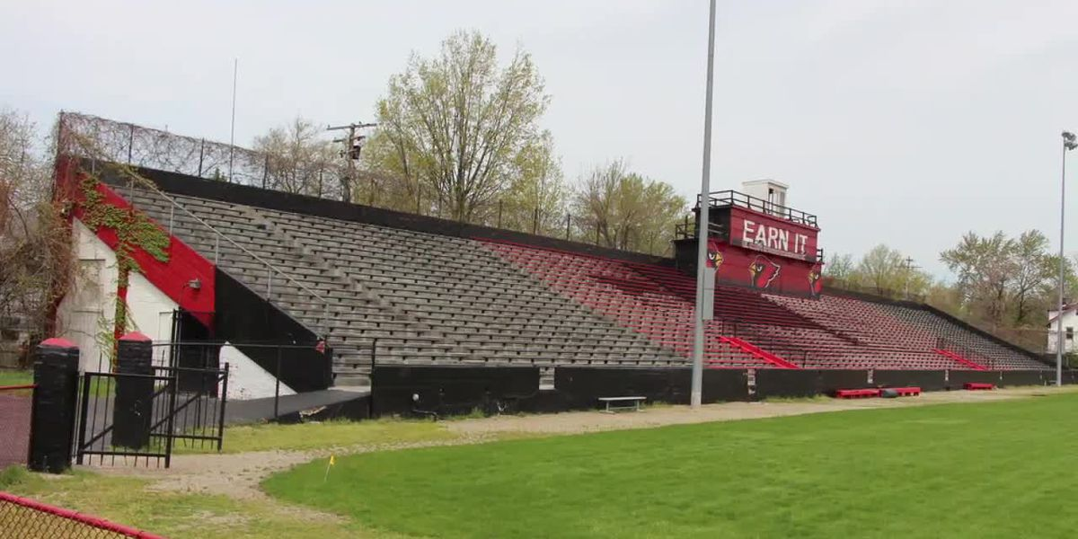 Historic Shaw Stadium in East Cleveland has been demolished