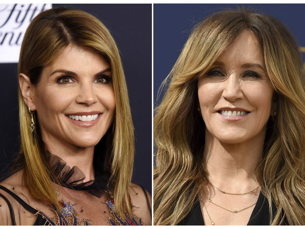 Lori Loughlin, Felicity Huffman appear in court for roles in college admissions scandal