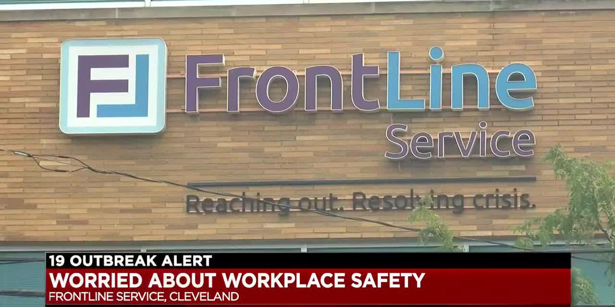 FrontLine Services union workers claim they are at risk for COVID-19 while on the job