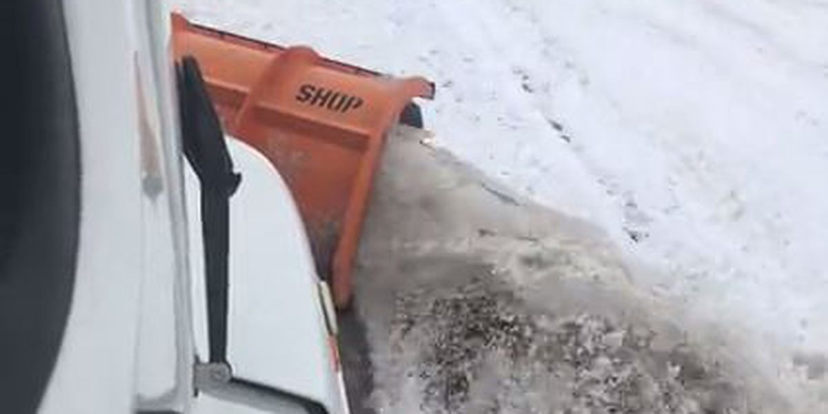 Warrensville Heights denies man's claim of car damaged by snow thrown onto highway by plow