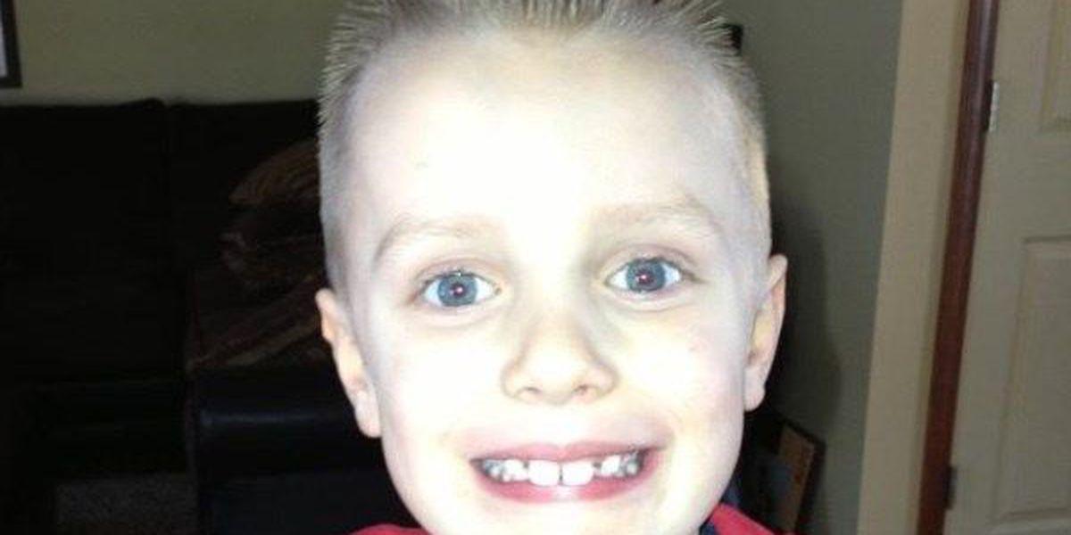Prayer vigil for 9-year-old killed in sledding accident
