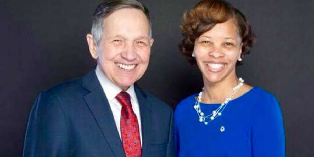 Kucinich names Akron city councilwoman as running mate