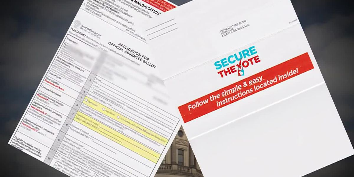 States battle over voting by mail amid coronavirus