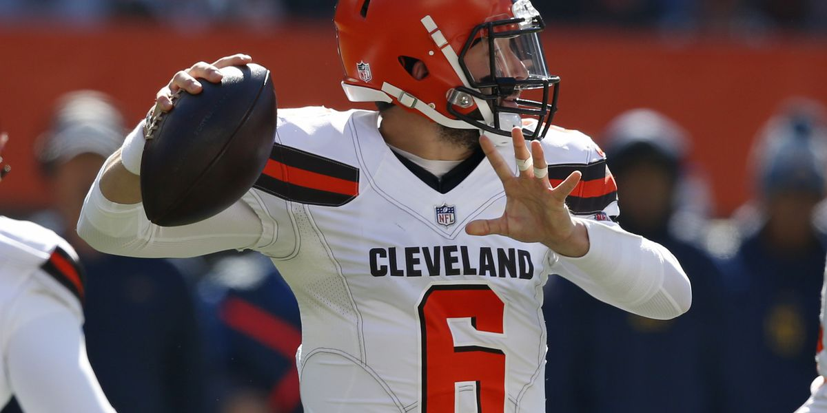 Mayfield excited for first start in Browns-Steelers rivalry
