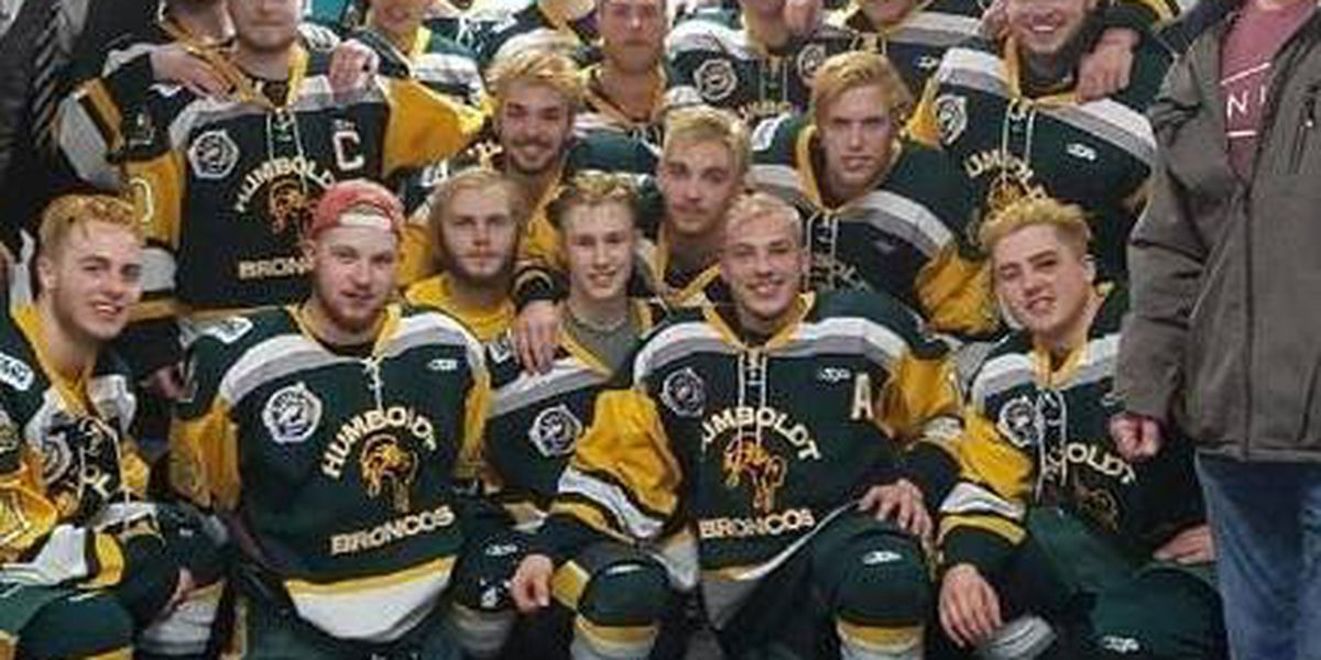 Millions of dollars raised for families of junior hockey team players who died in bus crash