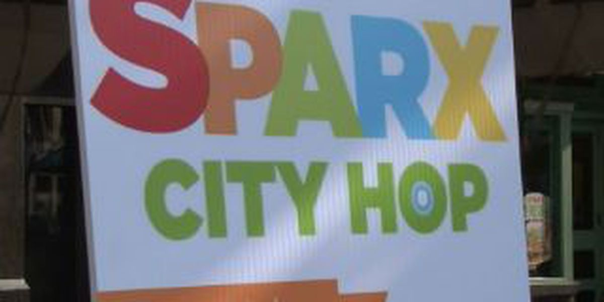 SPARX City Hop takes over Downtown Cleveland