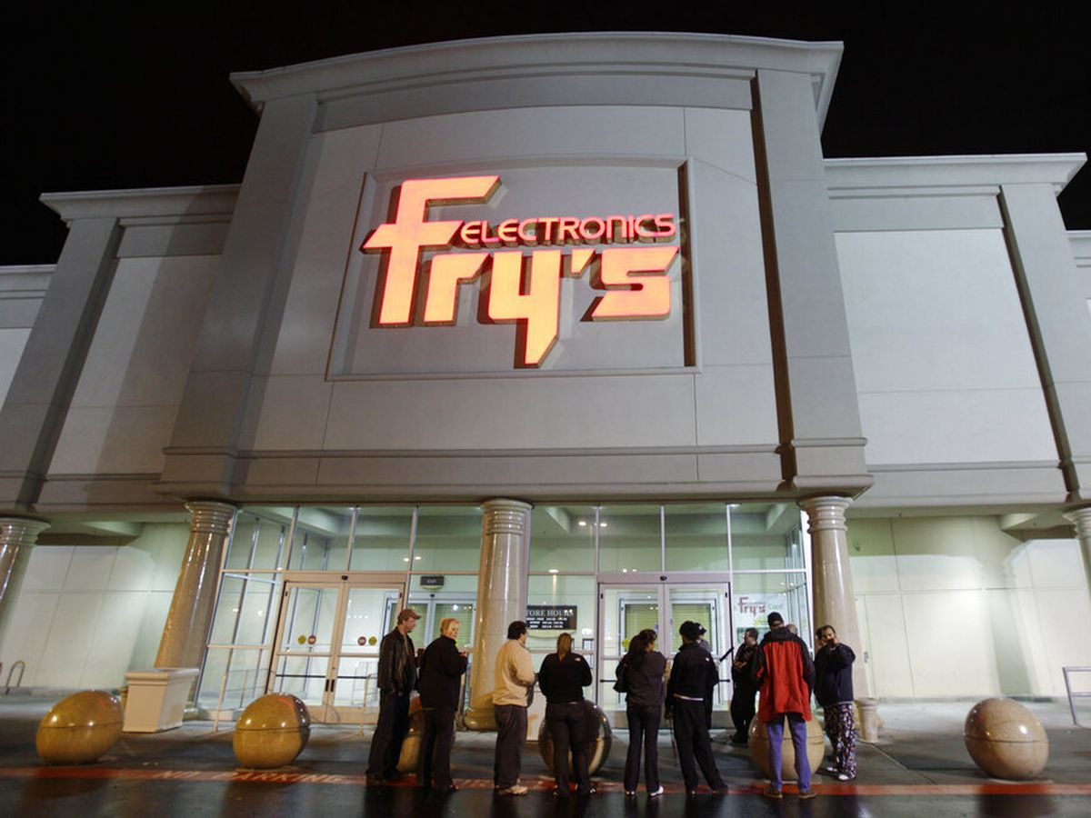 Funky electronics chain Fry's is no more