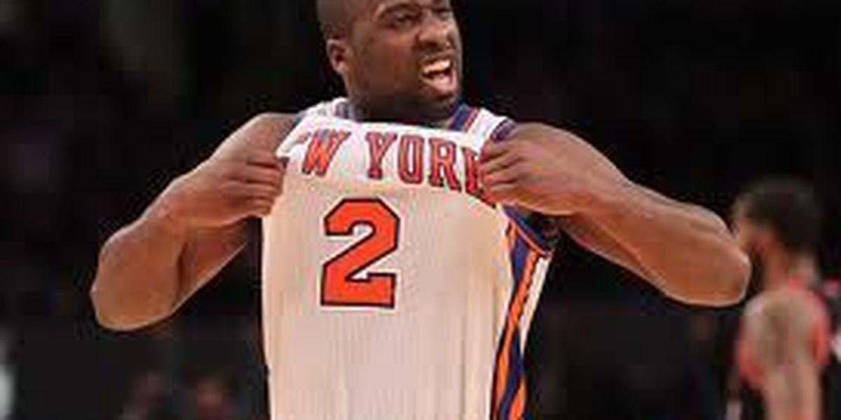 Knicks Felton faces felon gun charges