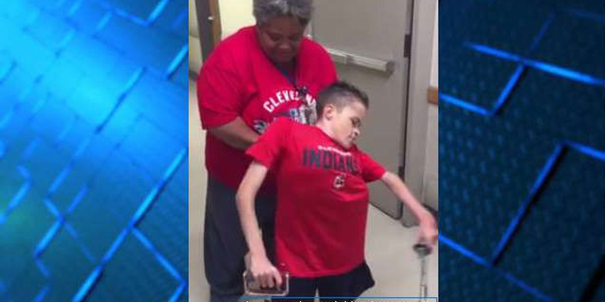 VIDEO: Teen with severe form of spina bifida sends inspiration to Indians