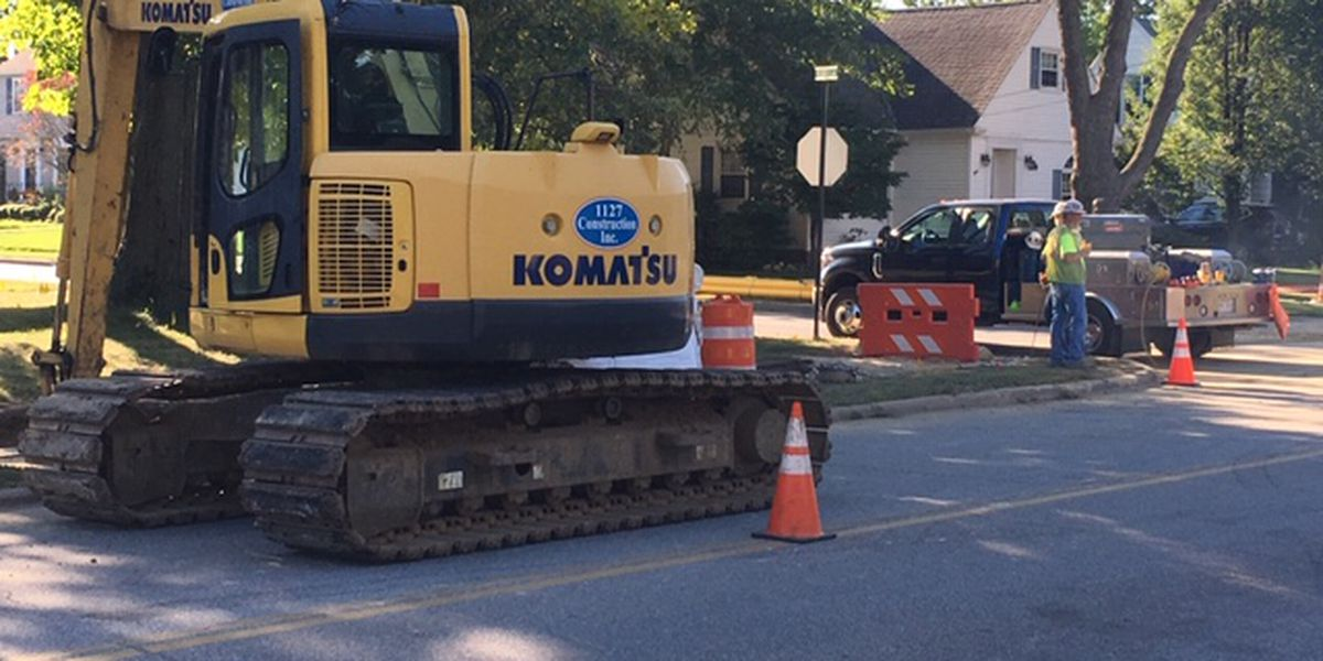 Extra precautions taken to protect Rocky River students in construction zone